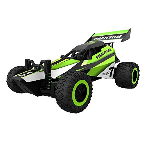 Bo-Toys Racing RC Mini Stunt Pocket Car 2.4Ghz Dune Buggy 1/32 Scale