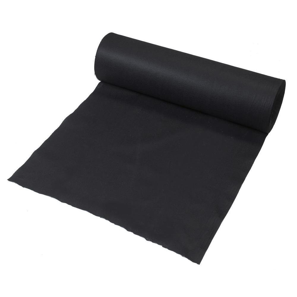 3 ft. x 300 ft. Non Woven Geotextile Polypropylene Fiber Fabric Cut Roll