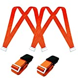 Moving Lifting Adjustable Straps Harnesses – Easy Move Lift Carry Furniture Appliances Heavy Objects Without Back Pain, Secure for 2 Person Movers: more info