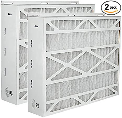 21x27x5 20 7 X 26 2 X 5 Merv 8 Trane Aftermarket Replacement Filter 2 Pack Health Personal Care Amazon Com