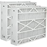 21x21.5x5 (20.1x21.1x5) MERV 13 Aftermarket Trane Replacement Filter (2 Pack)