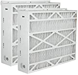 17.5x27x5 (17.2 x 26.2 x 5) MERV 15 Aftermarket Trane Replacement Filters (2 Pack)