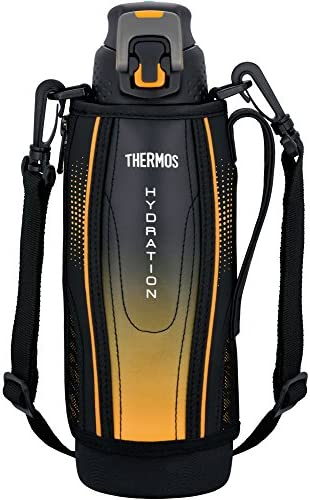 Thermos Bottle Vacuum Insulation one touch