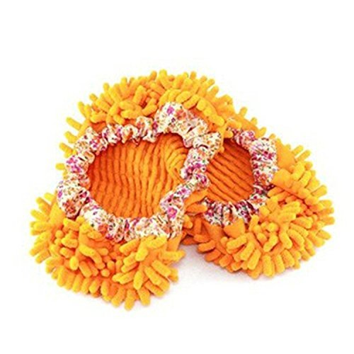TheWin Slippers Comforable Cleaner Orange