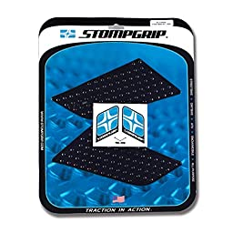 Stompgrip Grip Kit Tnk Sfv650 Bk 55-10-0095B