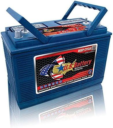Batterie d/écharge lente camping car bateau 12v 130ah