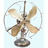 Antiques World The Orbit Veritys Original Superb Old Electric Fan W Twin Lever Mechanism AWUSAHB 090