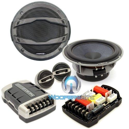 """Hertz HSK 165 6.5"""" 2-way Hi-Energy Component Speaker System HSK165"""