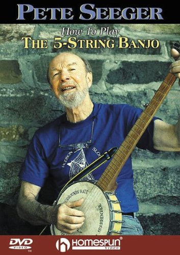 (Homespun How To Play The 5-String Banjo (Dvd))