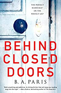 Behind Closed Doors by B. A. Paris ebook deal