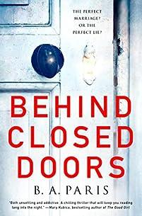 Behind Closed Doors by B. A. Paris ebook deal