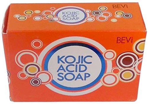 BEVI KOJIC ACID SOAP FROM MAKERS OF KOJIE SAN, LARGE 140-GRAM (Best Kojic Acid Soap Philippines)