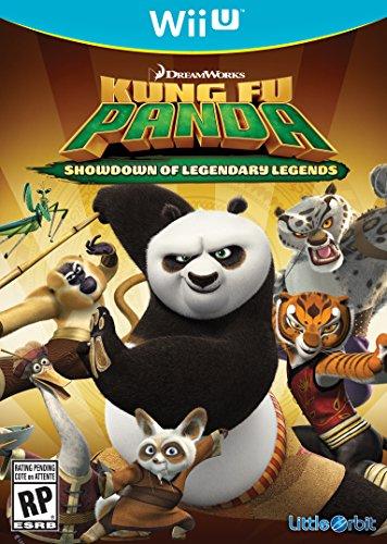 Kung Fu Panda: Showdown of Legendary Legends - Wii U by Little Orbit