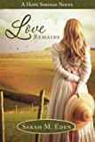 img - for Love Remains book / textbook / text book