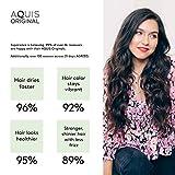 AQUIS - Original Hair Towel (Waffle), Ultra