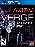 Axiom Verge: Multiverse Edition - PlayStation Vita Multiverse Edition Edition
