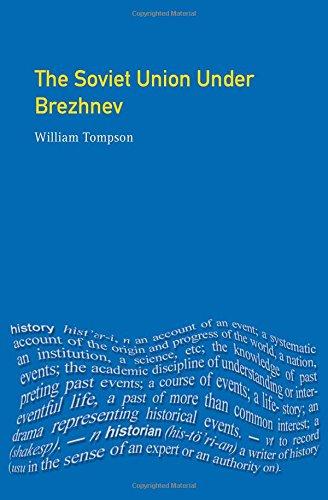 The Soviet Union Under Brezhnev (Seminar Studies)