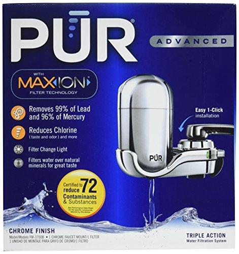 Pur FM3700/00524 Pur 3 Stage Vertical Faucet Mount