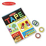 This spiral-bound activity book contains 20 reusable picture pages filled with color and packed with cheery details. It's ALMOST complete—all that's missing are colorful tape strips to fill the empty white stripes, dashes, spokes, and more! Kids can ...