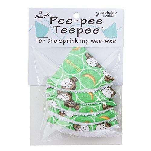 Beba Bean Pee-Pee Teepee Cellophane Bag – Lil Monkey