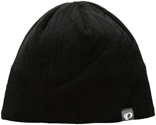 Pearl iZUMi Escape Knit Hat, Black, One Size