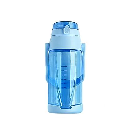 Botella de plástico al Aire Libre de la Taza de la Taza de la Capacidad Grande