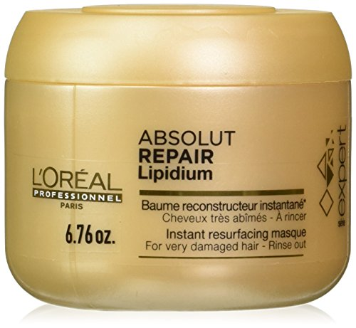 L'Oreal Absolut Repair with Lipidium , 6.7-Ounce Jar (L Oreal Conditioner compare prices)