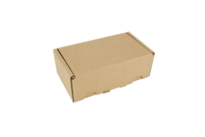 25 Stück Faltkarton Faltschachtel Karton Geschenkbox Geschenkschachtel 120x70x45mm für Schmuck Kleinteile Versandhandel uvm.