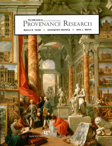 Download AAM Guide to Provenance Research Pdf