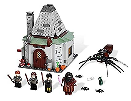 Amazon Com Lego Harry Potter Hagrid S Hut 4738 Toys Games