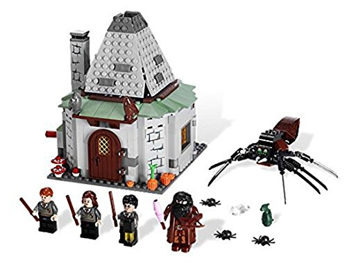 Lego Harry Potter #4738 Hagrid's Hut Pack Set 442pcs