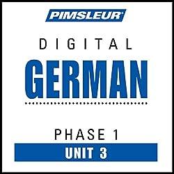 German Phase 1, Unit 03