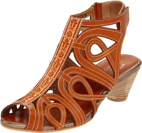 GLADIATOR Step Flourish Natural Sandal Spring Women's L'artiste w0Iqn8g