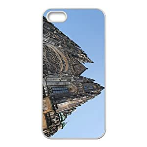 Prague Old Town Hight Quality Case for Iphone 5s