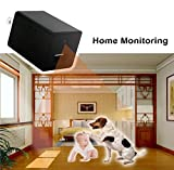 Toron C01, WIFI Camera with USB charger shape to be connected to wall, 1080p HD, 32GB, Motion Detection for your Home perfect for surveillance, Small packaging ready to use.