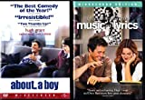 About a Boy , Music and Lyrics : Hugh Grant 2 Pack