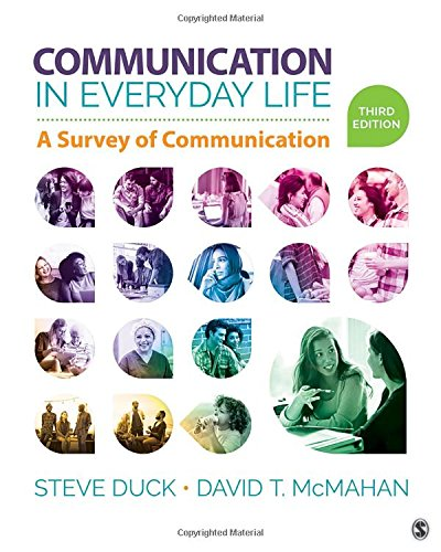 Communication in Everyday Life: A Survey of