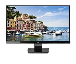 """HP 24w - Monitor de 24"""" (FHD, 1920 x 1080 pixeles, tiempo de respuesta de 5 ms, 1 x HDMI, 1 x VGA, 16:9) color negro"""