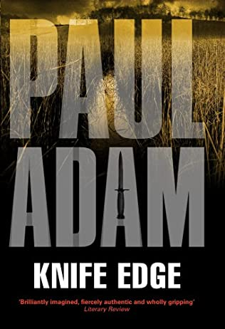book cover of Knife Edge