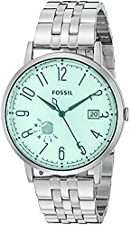 Fossil Women's ES3956 Vintage Muse Three-Hand Date Stainless Steel Watch