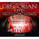 Gregorian - LIVE! Masters of Chant - Final Chapter Tour (Limited Edition) [2CD+DVD]