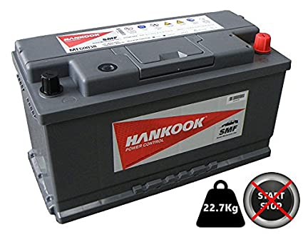 019 Titanium Car Battery 12V 850A - Fast & Free Delivery