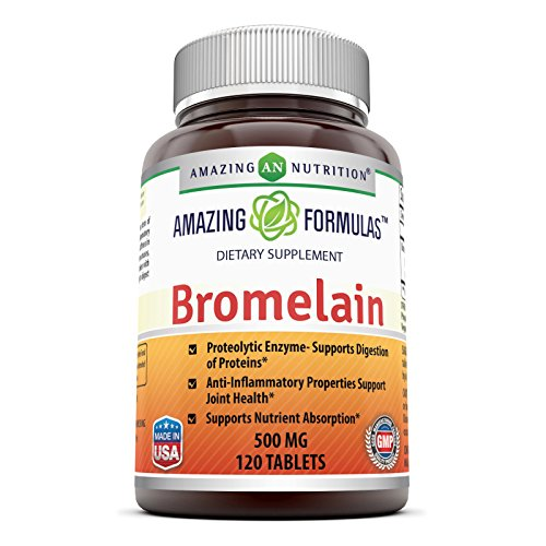 Amazing Nutrition Bromelain Proteolytic Supplements product image