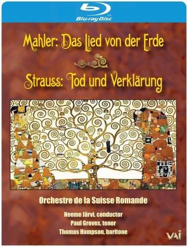 Paul Groves - Orchestre de la Suisse Romande / Tod Und (Blu-ray)