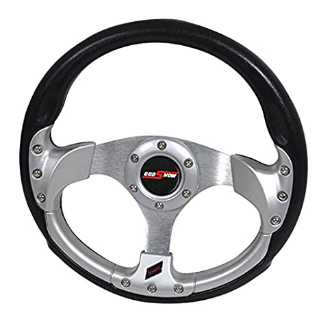 CARBON FIBER Rxmotor 320MM 6 Bolts JDM Horn Button Steering Wheel Universal Fit Not Include Hub Adapter
