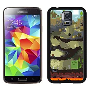 Minecraft D World Durable High Quality Samsung Galaxy S5 Case