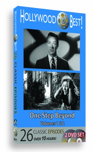 Hollywood Best! One Step Beyond: Volumes 1 & 2 - 26 Classic Episodes!