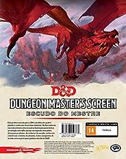 Dungeons & Dragons - Dungeon Master's Screen - Escudo do Mestre Edição Em P