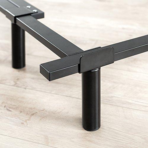 Adjustable 7 Quot Bed Frame For Box Spring Mattress Set Fits