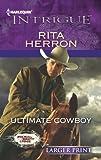 Ultimate Cowboy, Rita Herron, 0373747225